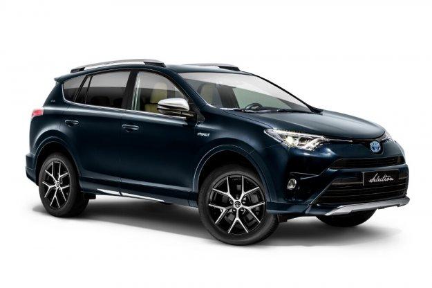Toyota Rav4 Hybrid w wersji Selection