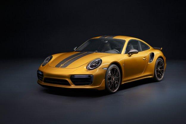 Porsche 911 Turbo S w limitowanej serii