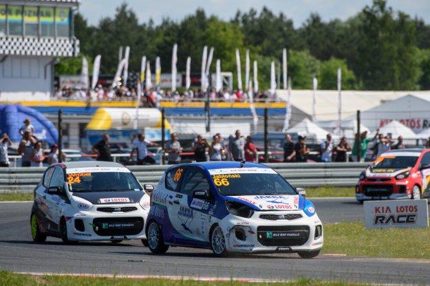 Kia Lotos Race trzecia wygrana Jana Antoszewskiego