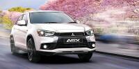www.moj-samochod.pl - Artykuďż˝ - Urodzinowa wersja modelu Mitsubishi ASX