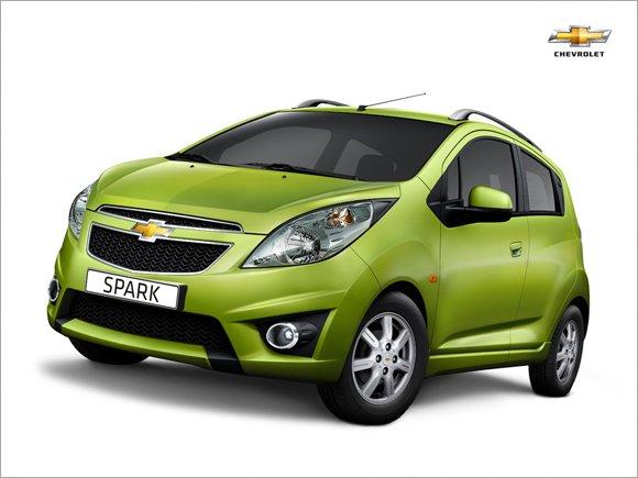 Chevrolet Spark, nadzieja GMC