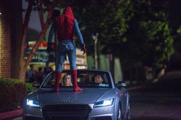 Przedpremierowy pokaz Audi A8