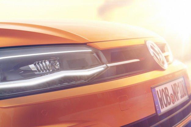 Volkswagen Polo w nowej szóstej generacji