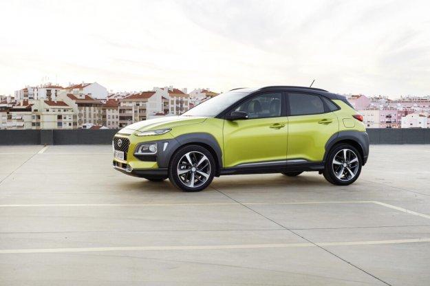 Koreański producent przedstawia swój nowy SUV Hyundai Kona