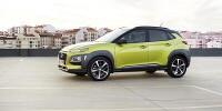 www.moj-samochod.pl - Artykuďż˝ - Koreański producent przedstawia swój nowy SUV Hyundai Kona