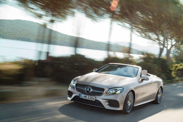 Mercedes wprowadza na rynek ostatnią wersję nowej E-Klasy