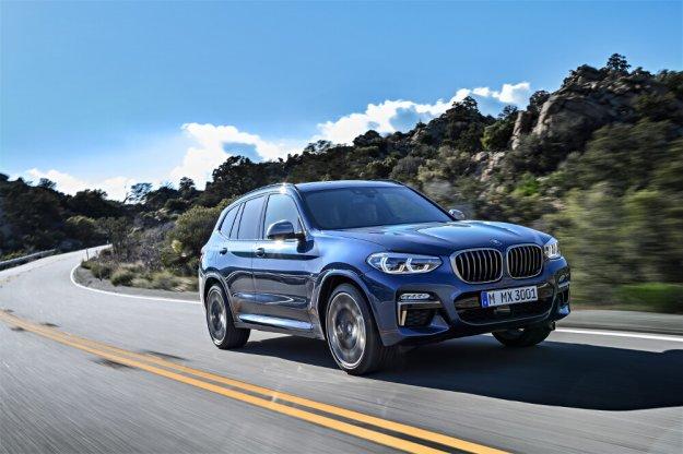 Nowe BMW X3