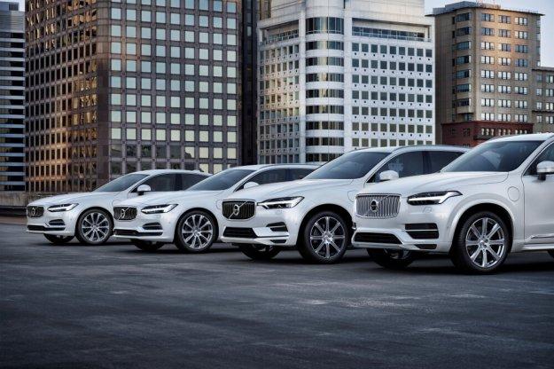 Elektryczna przyszłość samochodów Volvo