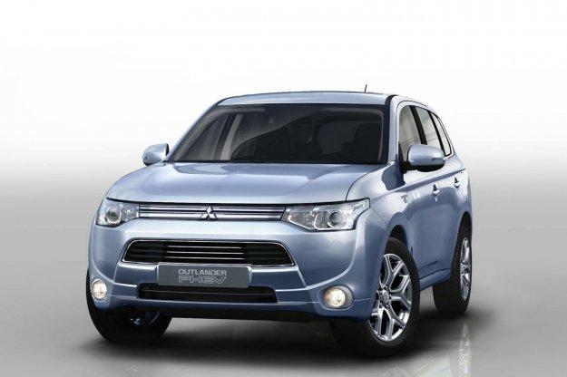 Mitsubishi Outlander PHEV - hybrydowy SUV