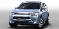www.moj-samochod.pl - Artykuł - Mitsubishi Outlander PHEV - hybrydowy SUV