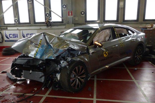 Obszerne testy bezpieczeństwa EuroNCAP