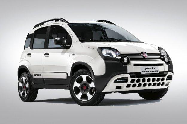 Odświeżone wersje modelu Fiat Panda