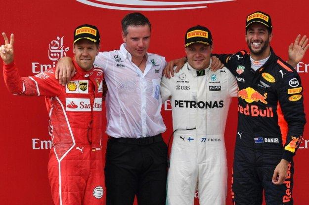 F1 Austria, Bottas ze swoją drugą wygraną