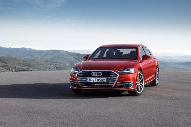 Audi A8 nowy poziom w luksusowych limuzynach