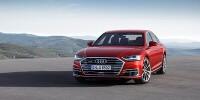 www.moj-samochod.pl - Artykuďż˝ - Audi A8 nowy poziom w luksusowych limuzynach
