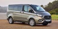 www.moj-samochod.pl - Artykuďż˝ - Nowy Ford Tourneo Custom bardziej ekskluzywny