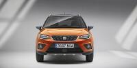 www.moj-samochod.pl - Artykuďż˝ - Seat zaprezentował swój nowy miejski SUV Arona