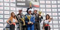 www.moj-samochod.pl - Artykuł - Kamil Serafin utrzymał prowadzenie w Kia Lotos Race