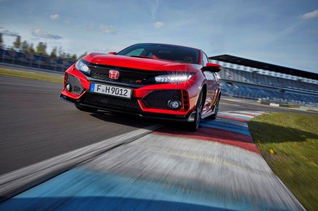 Honda Civic Type R sport w genach