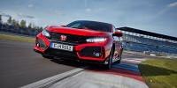 www.moj-samochod.pl - Artykuďż˝ - Honda Civic Type R sport w genach
