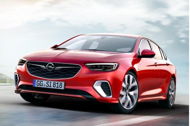 Najnowszy model ze sportowej rodziny GSi będzie Opel Insignia