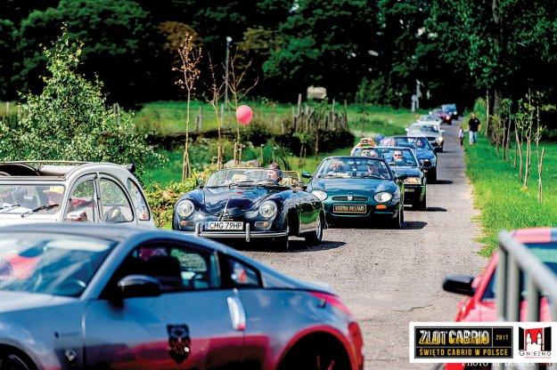 II Międzynarodowy Zlot Cabrio Poland na początku sierpnia