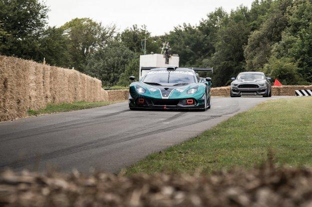 Nie lada sukces polskiego samochodu podczas festiwalu prędkości