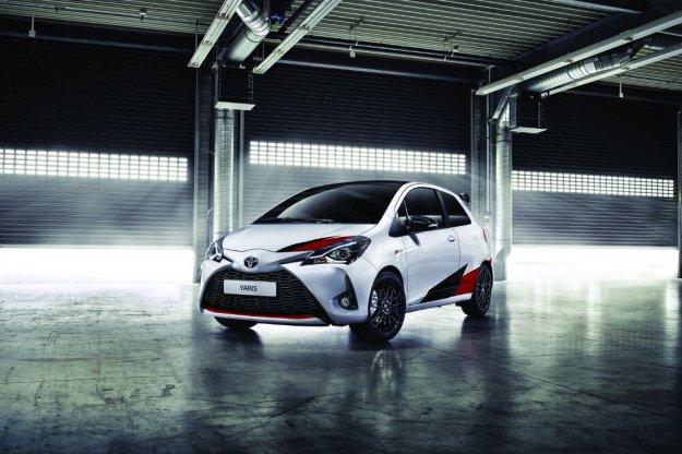 Małe, szybkie i z Japonii nadchodzi Toyota Yaris w wersji GRMN