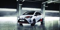 www.moj-samochod.pl - Artykuďż˝ - Małe, szybkie i z Japonii nadchodzi Toyota Yaris w wersji GRMN
