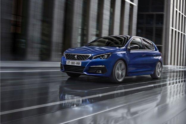 Odświeżony Peugeot 308 w cenie od 68 000 zł