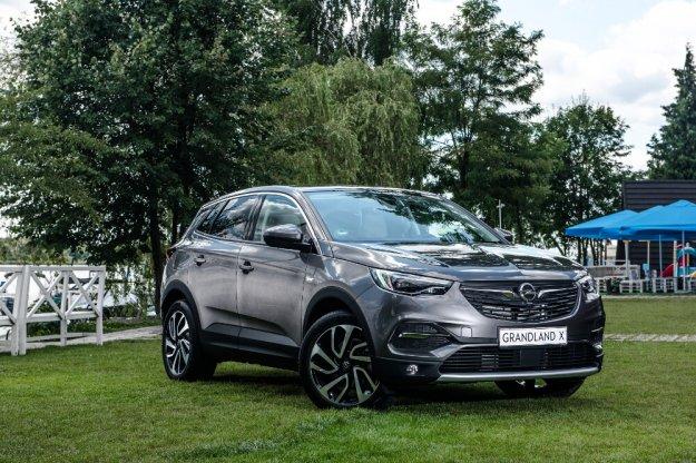 Opel Grandland X nowy niemiecki SUV za 94 900 zł