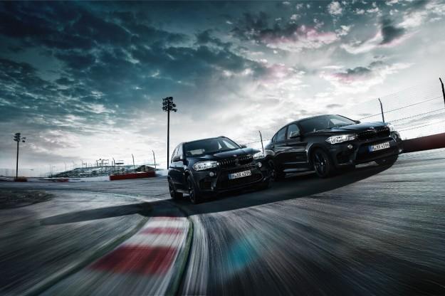 Czarna dusza nowych odsłon BMW X5 M i BMW X6 M