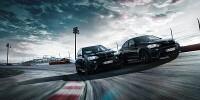 www.moj-samochod.pl - Artykuďż˝ - Czarna dusza nowych odsłon BMW X5 M i BMW X6 M