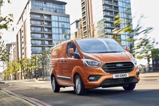 Ford zaprezentował najnowszą odsłonę Ford Transit Custom