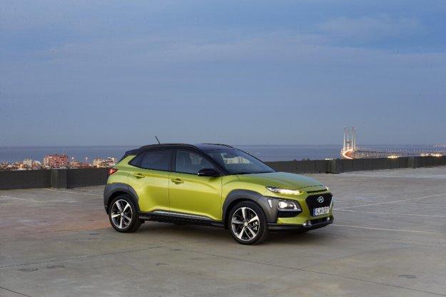 Hyundai Kona innowacyjny koreański samochód