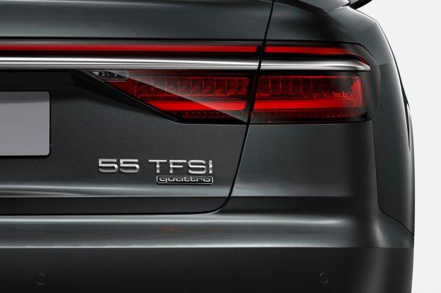 Zmiana oznaczenia wersji silnikowych nowych Audi