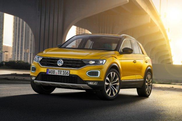 Volkswagen T-Roc niemiecka propozycja na rynek małych SUVów