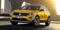 www.moj-samochod.pl - Artykuł - Volkswagen T-Roc niemiecka propozycja na rynek małych SUVów