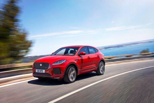 Jaguar E-Pace, brytyjski producent polubił rynek SUV