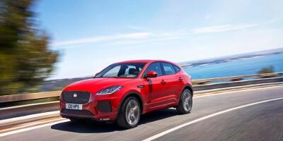 www.moj-samochod.pl - Artykuł - Jaguar E-Pace, brytyjski producent polubił rynek SUV