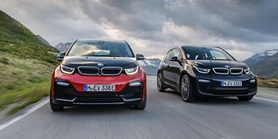 www.moj-samochod.pl - Artykuł - Nowe BMW i3 i jego sportowe wcielenie BMW i3s
