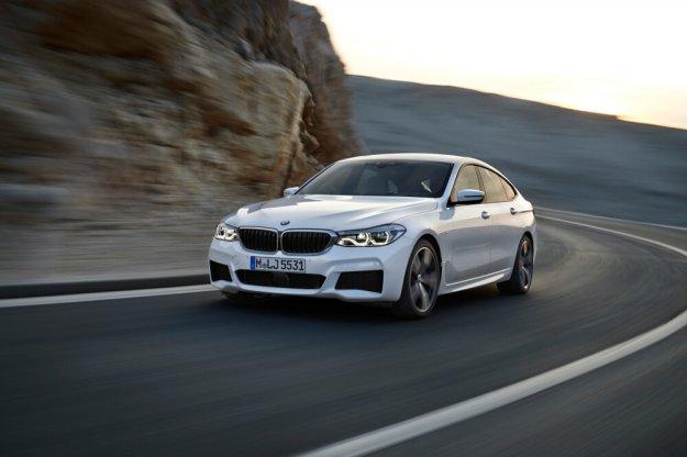 BMW 6 Gran Turismo w nowej wizualizacji