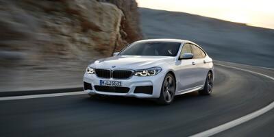 www.moj-samochod.pl - Artykuł - BMW 6 Gran Turismo w nowej wizualizacji