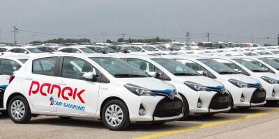 www.moj-samochod.pl - Artykuł - Toyota Yaris Hybrid w usłudze Car Sharing