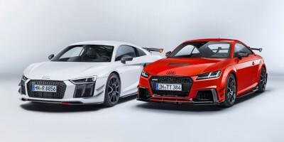 www.moj-samochod.pl - Artykuł - Wyższy poziom dynamiki dla Audi R8 i Audi TT