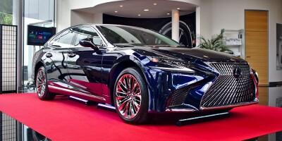 www.moj-samochod.pl - Artykuł - Nowy Lexus LS 500 już od 490 000 zł