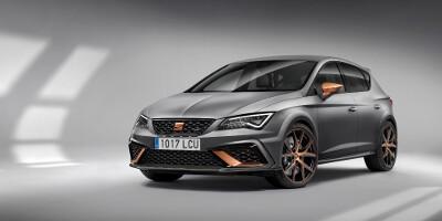 www.moj-samochod.pl - Artykuďż˝ - Seat Leon Cupra to za mało będzie mocniejsza wersja