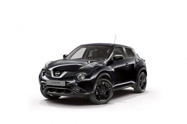 Nissan Juke Dark Sound mocno limitowany samochód