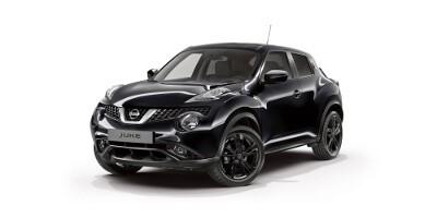 www.moj-samochod.pl - Artykuďż˝ - Nissan Juke Dark Sound mocno limitowany samochód