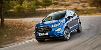 www.moj-samochod.pl - Artykuďż˝ - Ford EcoSport zawita w końcu także na Polski rynek
